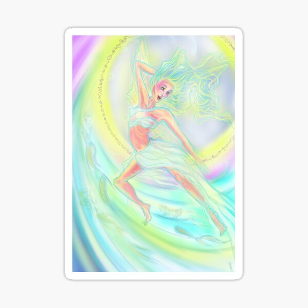 Fae of Heart Expansion Sticker