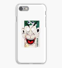 Maniacal Laughter iPhone Case/Skin