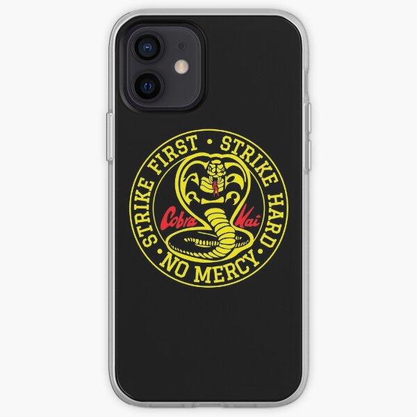 Tournoi de karaté - Cobra Kai Coque souple iPhone