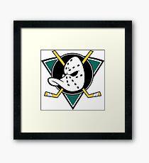 The Mighty Ducks Framed Print