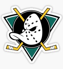 The Mighty Ducks Sticker
