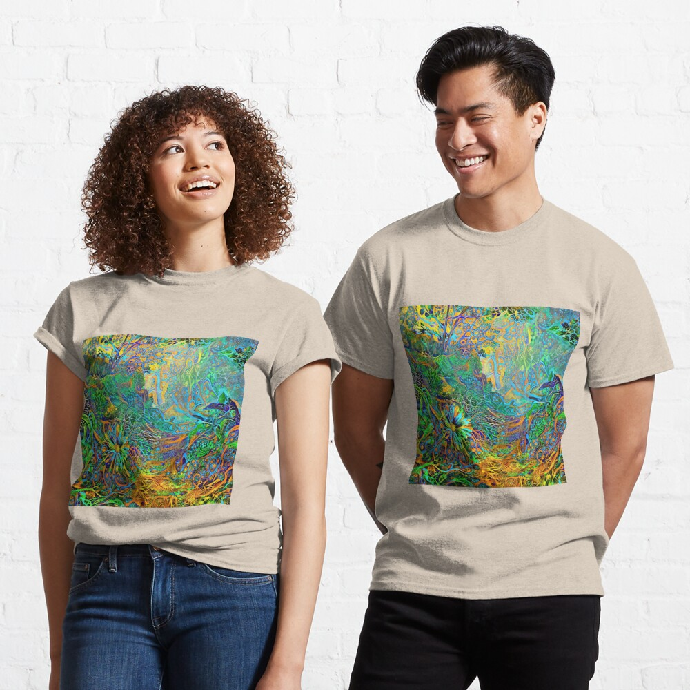 DeepStyle abstraction Classic T-Shirt