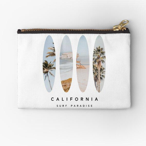 California Zipper Pouch