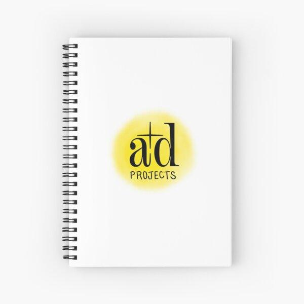 A+D Logo Spiral Notebook