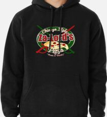 Pizza or Death! Pullover Hoodie