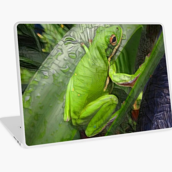 A small part of a bigger picture. 050621dd3 Laptop Skin