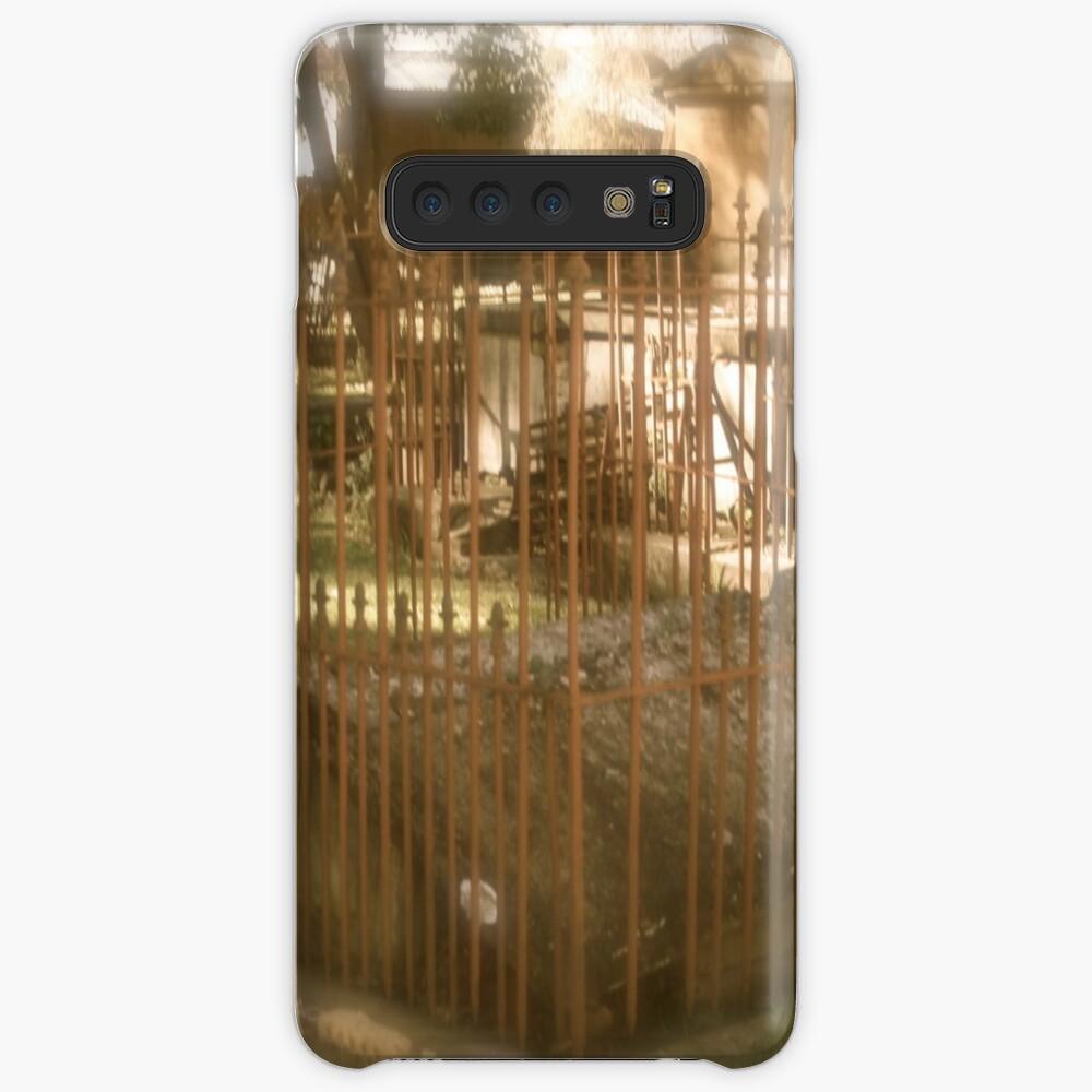 Gravestone. St Peters N.S.W. Samsung Galaxy Snap Case