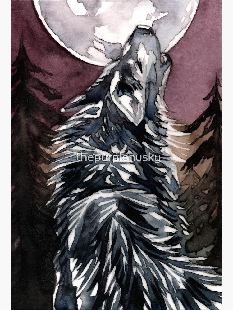 Moonsong by thepurplehusky