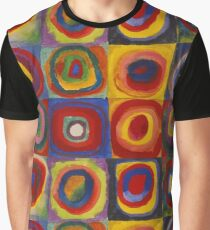 Kandinsky pattern Graphic T-Shirt