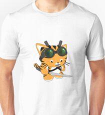 NEOTOKYO-Cyberpunk Samurai T-Shirt