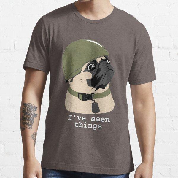 Pug of War Essential T-Shirt