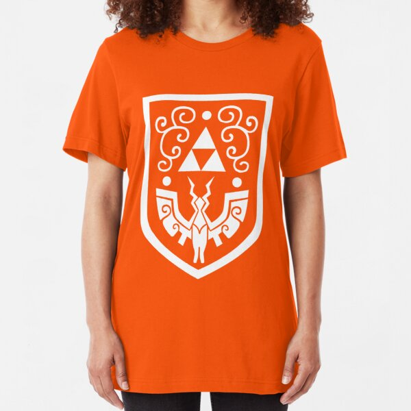 Wind Waker Hylian Shield Slim Fit T-Shirt