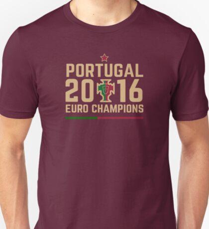 Portugal Euro 2016 Champions T-Shirts etc. ID-2 T-Shirt