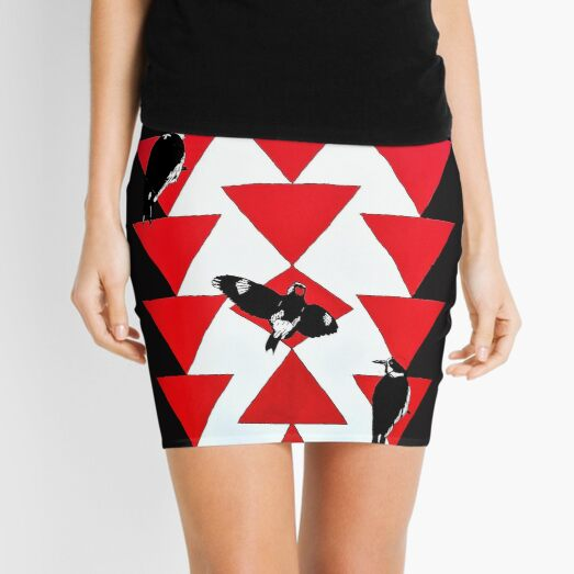 The Playground variation 4 Mini Skirt