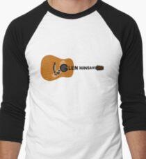 Hansard Guitar Men's Baseball ¾ T-Shirt