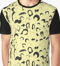 Hair! (Yellow) Graphic T-Shirt
