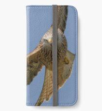 Red Kite  iPhone Wallet/Case/Skin