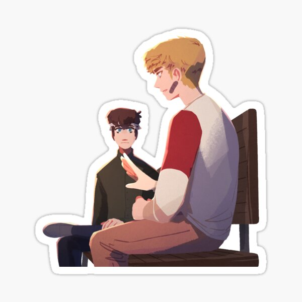 Tommy et Tubbo, à nouveau sur le banc Sticker