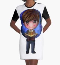 Henry Mills Graphic T-Shirt Dress