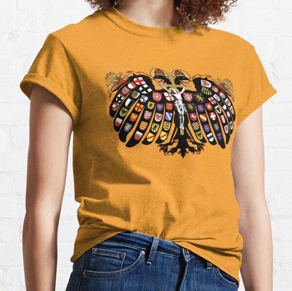 Quaternion Eagle of the Holy Roman Empire - HRE Classic T-Shirt