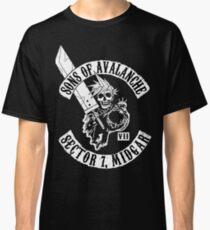 Camiseta clásica Hijos de la avalancha