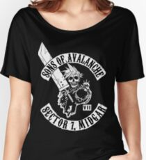 Sons Of Avalanche Women's Relaxed Fit T-Shirt