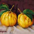 Bush Lemons by Margaret Stockdale
