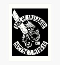Sons Of Avalanche Art Print