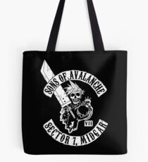 Sons Of Avalanche Tote Bag