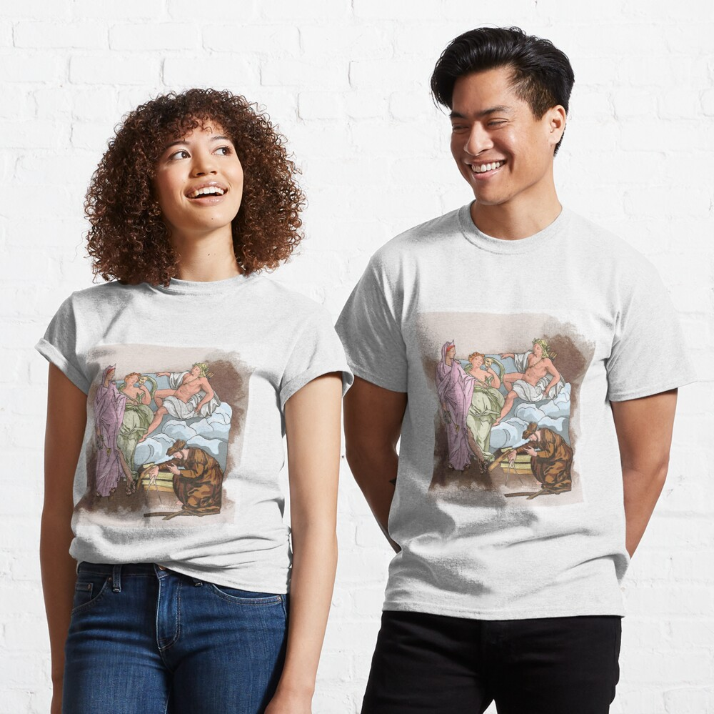 Apollo and poetry Classic T-Shirt