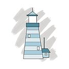 light house by Michelle *