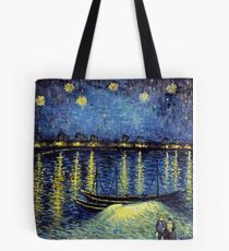 Vincent Van Gogh painting Tote Bag