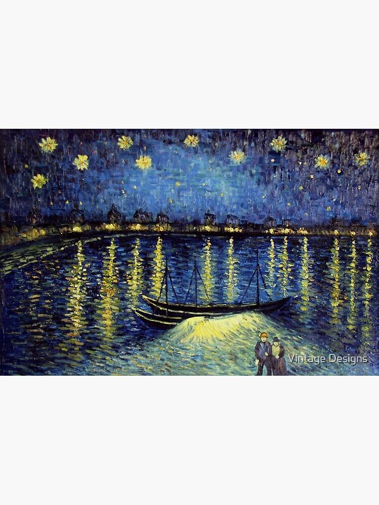 Vincent Van Gogh painting by Geekimpact