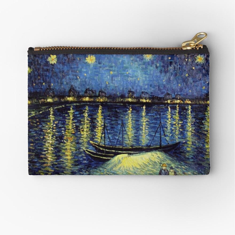 Vincent Van Gogh painting Zipper Pouch