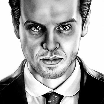 Jim Moriarty Drawing by livintune