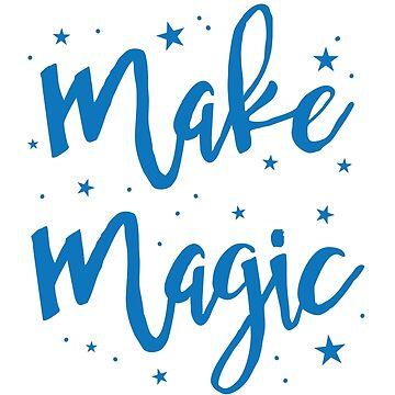 make magic by jazzydevil
