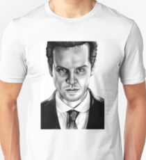 Jim Moriarty Drawing Unisex T-Shirt