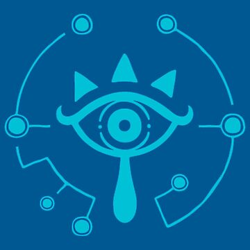 Zelda: Sheika Symbol - Clean by thinkgeek