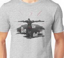 Death comes Unisex T-Shirt