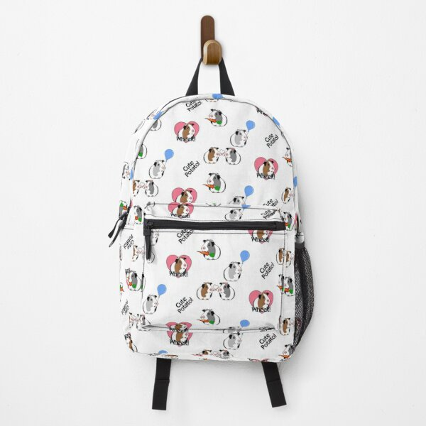 Guinea Pig Madness  Backpack