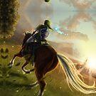 Fantasy Field Gallop by KatArtDesigns