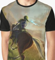 Fantasy Field Gallop Graphic T-Shirt