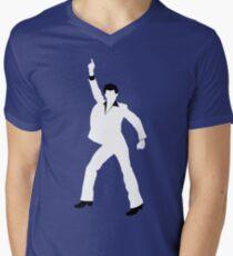 Saturday Night Fever Men's V-Neck T-Shirt