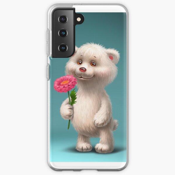 Cute animal Samsung Galaxy Soft Case