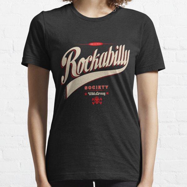 Rockabilly Society Essential T-Shirt