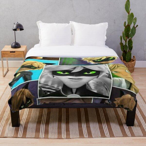 Tendances Adrrien Tshirt | Adrien Agreste 2021 Blanket Throw Blanket