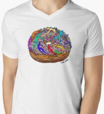 Human Donut Sprinkles T-Shirt
