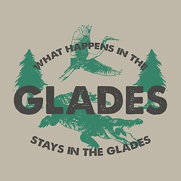 What Happens In The Glades by cesstrelle