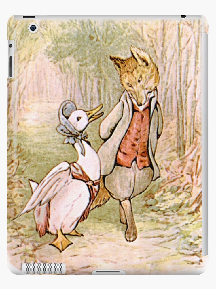 Jemima Puddleduck and the Fox by Vintage Designs