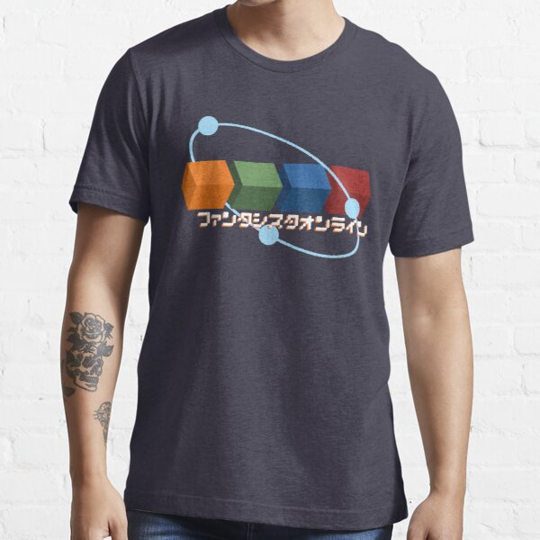 Phantasy Star Online Drops Essential T-Shirt